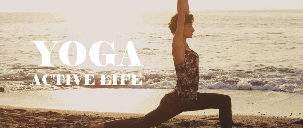 YOGA ACTIVE LIFE