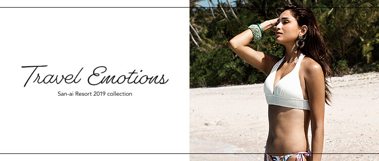 San-ai Resort 2019 Collectionion|Web Catalog