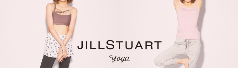 JILL STUART yoga