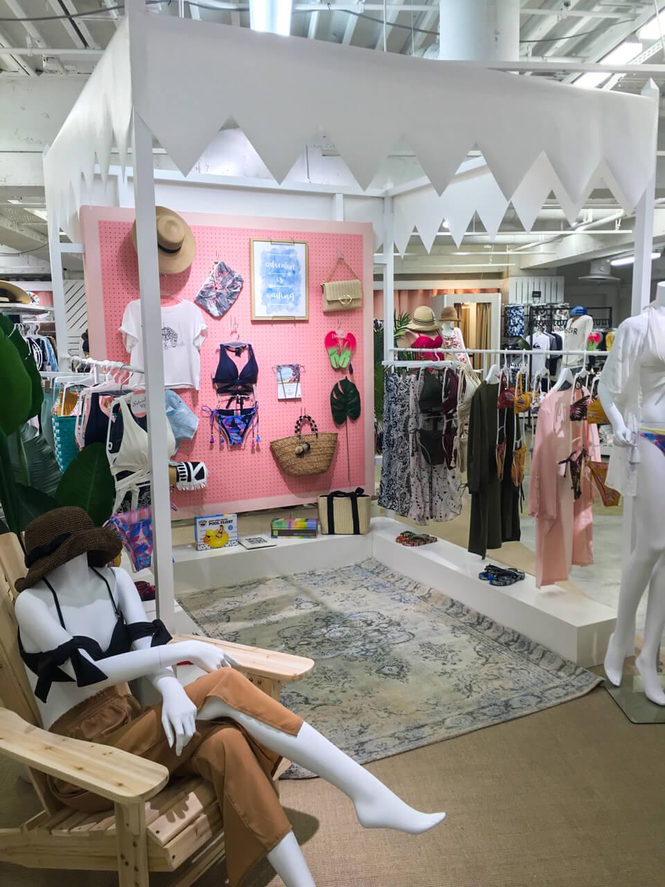San-ai Resort 西武渋谷店モヴィーダ館