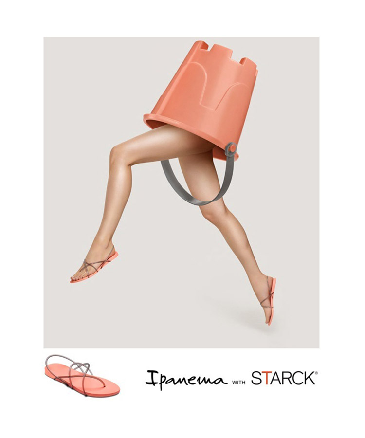 【Ipanema with STARCK】THING G  22cm.23cm.24cm.25cm【PM81600】