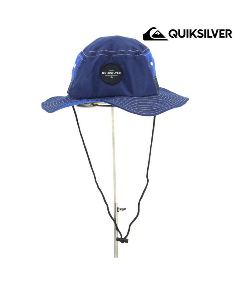 【SALE】 【QUIKSILVER】【QHT182608T】T1 SMU HAT メンズマリン ハット F