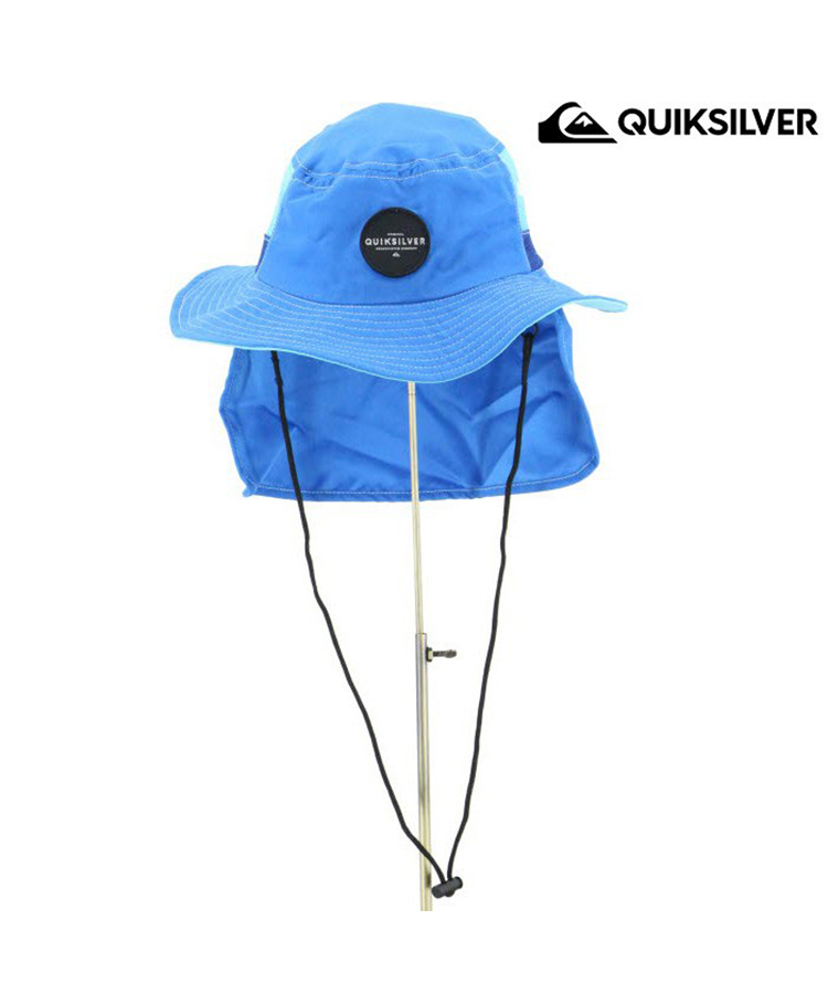 【QUIKSILVER】【KHT182609T】T1 SMU HAT KIDS ボーイズマリン ハット F