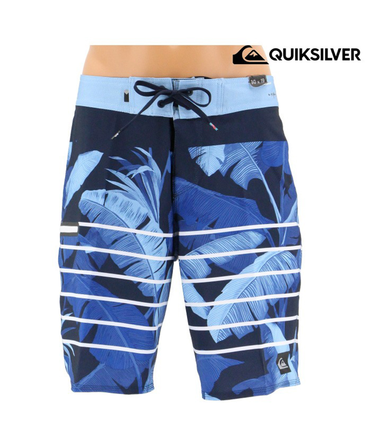 【2018年新作】【QUIKSILVER】【EQYBS03897】HIGHLINE ISLAND TIME 19 メンズ ボードショーツ S,M,L,LL
