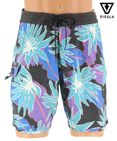 【VISSLA】【M102KLUC19SP】LUCID DREAM メンズ水着 S/M/L/XL
