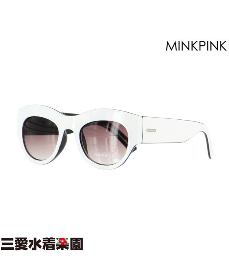 【MINKPINK】TOUGHEN UP  サングラス F