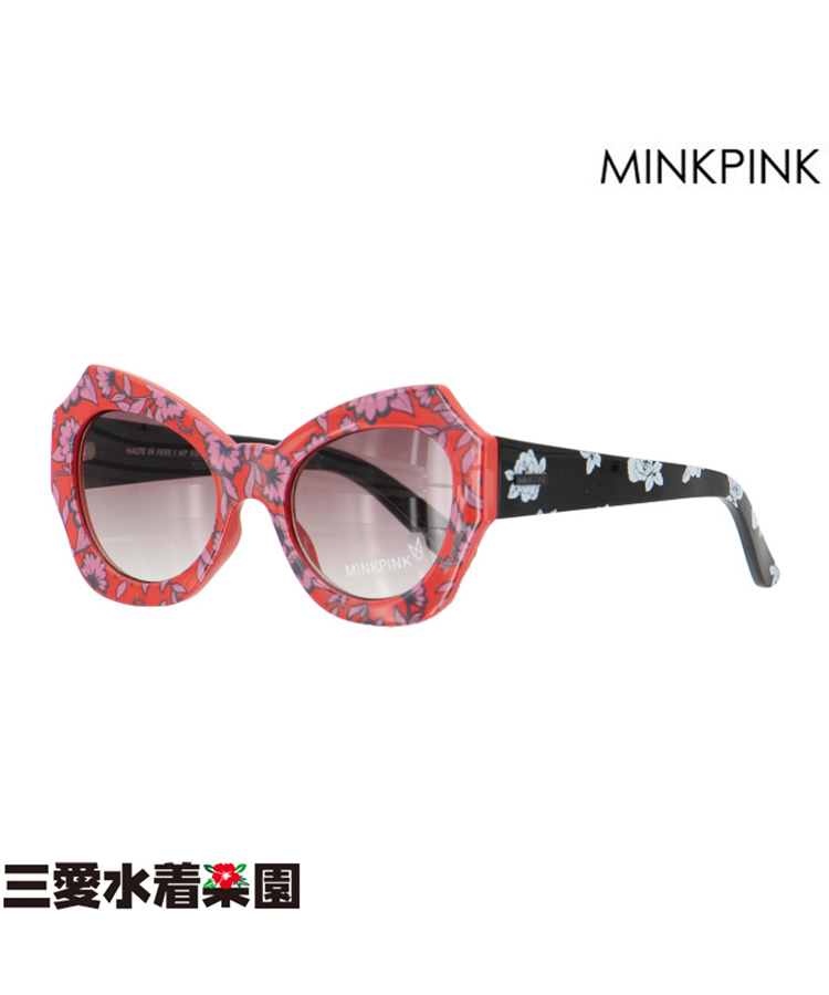 【SALE】【MINKPINK】HAUTE IN HERE MP EDIT サングラス F