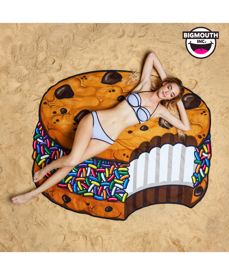 【BIG MOUTH】Cookie Sandwich  Beach Blanket