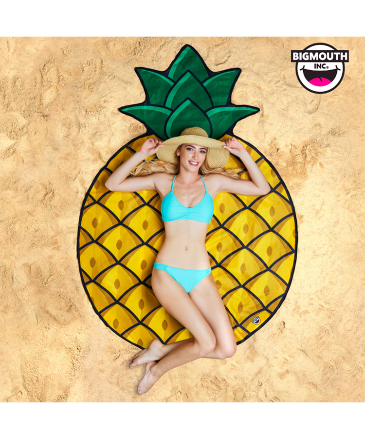 【BIG MOUTH】Pineapple  Beach Blanket
