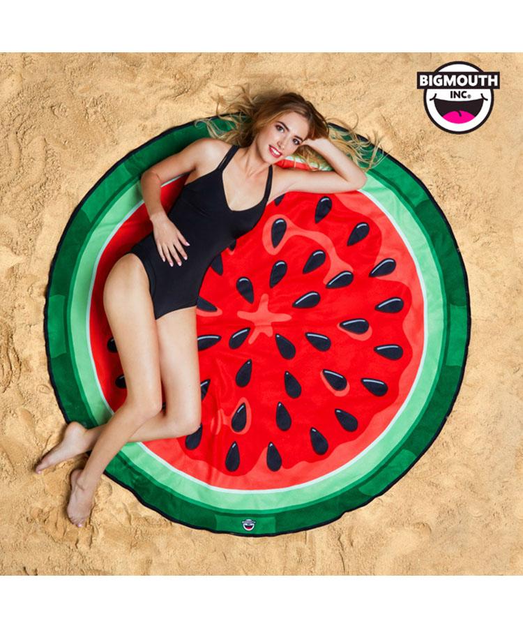 【BIG MOUTH】Watermelon Beach Blanket