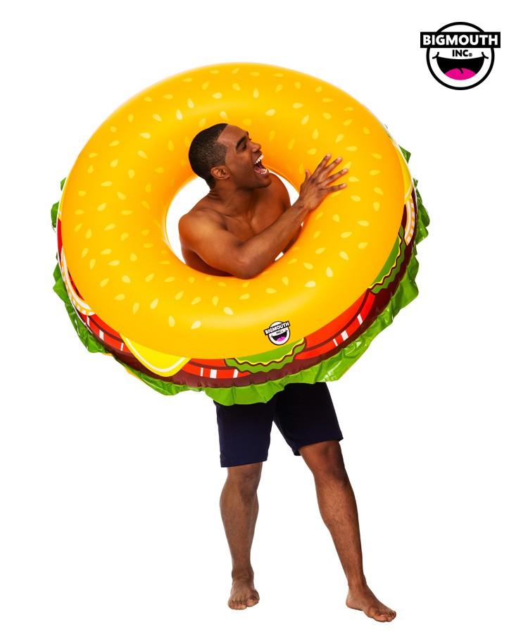 【BIG MOUTH】チーズバーガー フロート