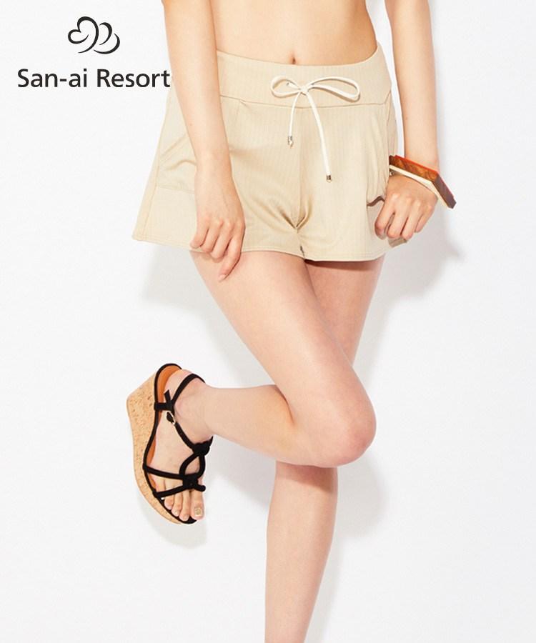 【San-ai Resort】Lib ショートパンツ M/L