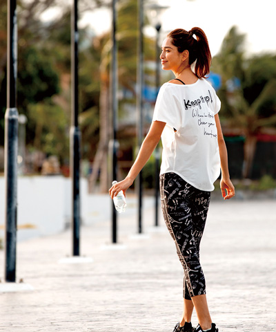 【Reir Active】Sports Day レギンス M/L
