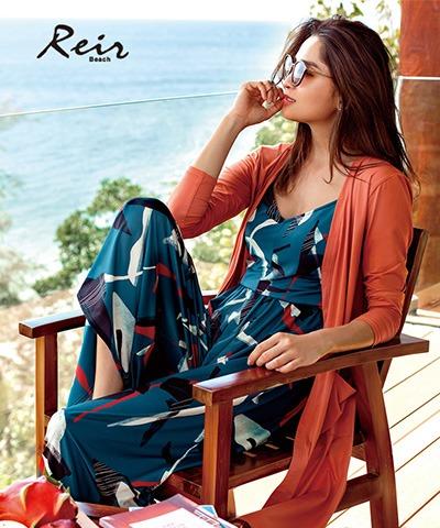 【2020年新作】【Reir Beach】Solid 羽織 M