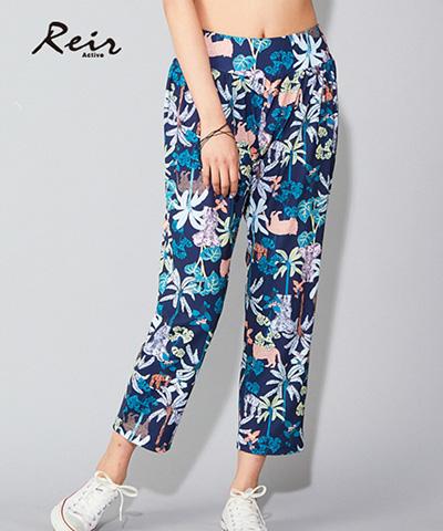 【Reir】ZOOルーズフィット パンツ M