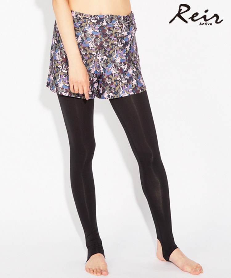 【SALE】【Reir Active】CamoFlower(Liberty) ショート パンツ単品 M/L
