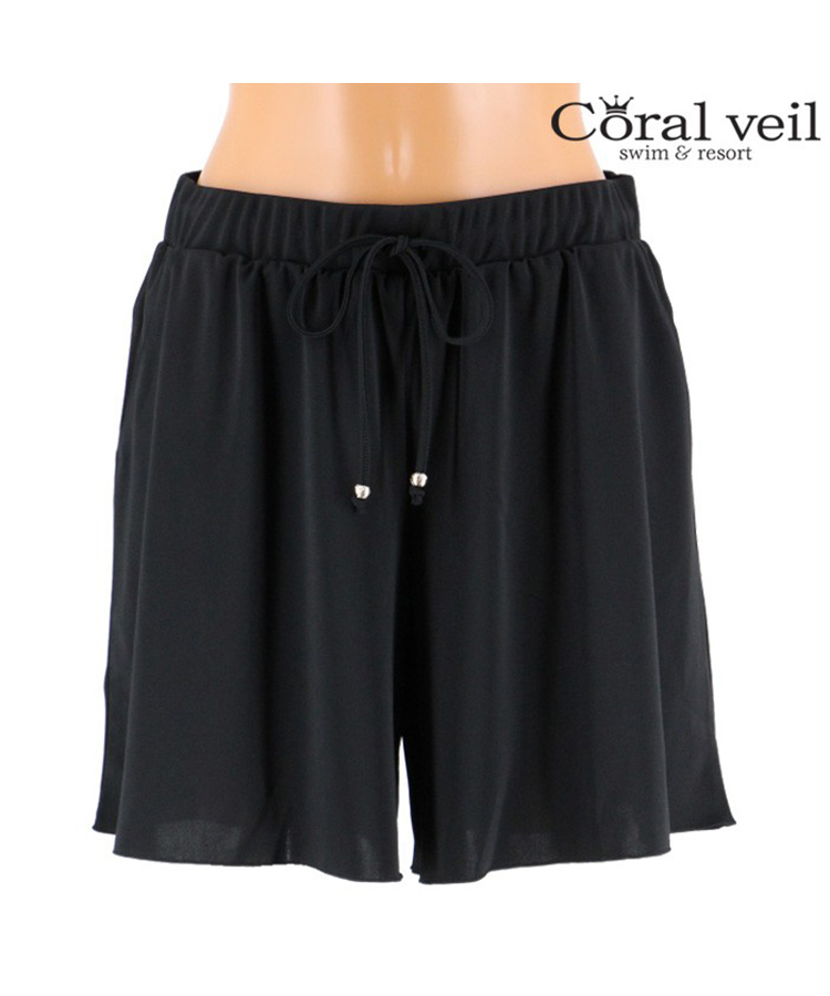 【2019年新作】【Coral veil】unwell 強撚スムース ボトム M/L