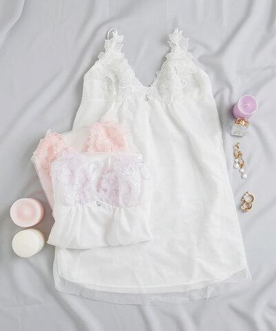 Luxury Lace スリップ M【northerly】