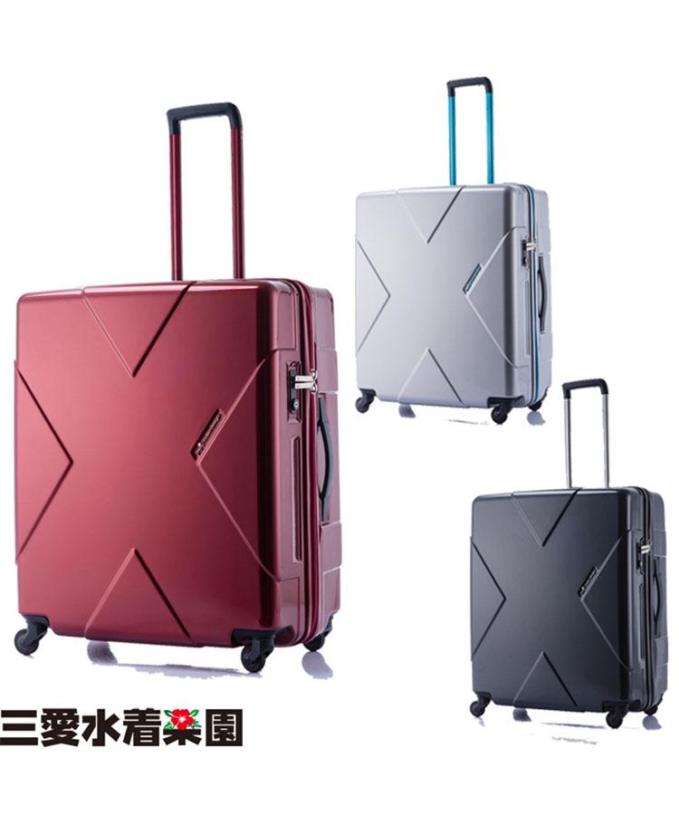 【hideo design】メガマックス スーツケース