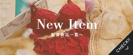 NEW ITEM|新着商品一覧へ